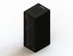 ESTAP - Estap 16U, 600X600 Mm, Universalline Rack Kabinet.