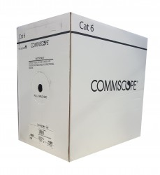 AMP - Amp Netconnect Cat6 Utp 23Awg Lszh 305Mt. Data Kablosu
