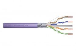DIGITUS - Digitus Cat 6 F-Utp Installation Cable, Length 305 Mt, Lsoh, Awg 23, Mor.