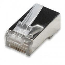 ECOLAN - Ecolan Sftp Cat 6 Rj45 Konnektör.
