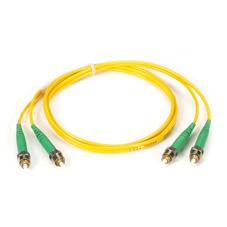 OEM - Oem Fo. Duplex P.Cord Fc(Apc)/Fc(Apc) Sm 9/125µ 10 Mt.