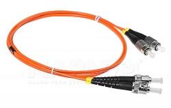 OEM - Oem Fo. Duplex P.Cord Fc/St Mm 50/125µ 3 Mt.
