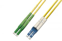OEM - Oem Fo. Duplex P.Cord Lc(Apc)/Lc Sm 9/125µ 7 Mt.