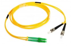 OEM - Oem Fo. Duplex P.Cord Lc(Apc)/St Sm 9/125µ 5 Mt.