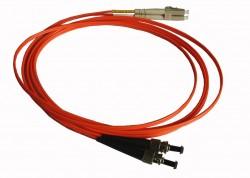 OEM - Oem Fo. Duplex P.Cord Lc/Fc Mm 50/125µ 5 Mt.