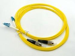 OEM - Oem Fo. Duplex P.Cord Lc/Fc Sm 9/125µ 10 Mt.
