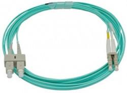 ECOLAN - Ecolan Fo. Duplex P.Cord Lc/Sc Mm 50/125µ 1 Mt. Om3 10Gb