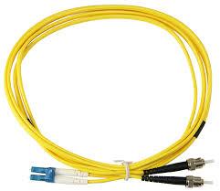 OEM - Oem Fo. Duplex P.Cord Lc/St Sm 9/125µ 10 Mt.