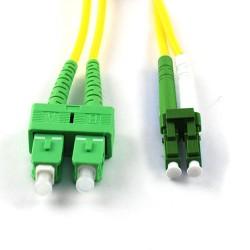 OEM - Oem Fo. Duplex P.Cord Sc(Apc)/Lc(Apc) Sm 9/125µ 1 Mt.