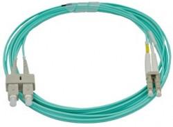 OEM - Oem Fo. Duplex P.Cord Sc/Lc Om3 50/125µ 1 Mt.