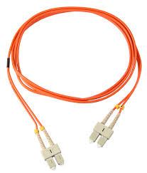 OEM - Oem Fo. Duplex P.Cord Sc/Sc Mm 50/125µ 5 Mt.
