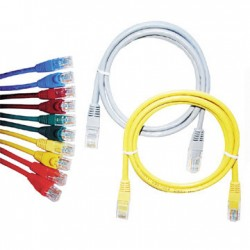 EFB - Efb Ftp Cat 5E Patch Cord 0,5 Mt. Gri.