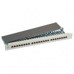 EFB - Efb Ftp Cat 6E 24 Port Patch Panel.