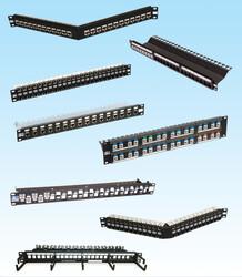 HCS - Hcs P00-02450-1u 24 Port Cat6 Utp 19'' 1u Boş Data Patch Panel
