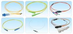 HCS - HCS T52-M0211-10 Fiber Optik Duplex Patch Cord Lszh ST/ST MM 50/125 1mt Om2