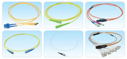 HCS - HCS T52-M0211-20 Fiber Optik Duplex Patch Cord Lszh ST/ST MM 50/125 2mt Om2