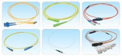 HCS - Hcs T54-B068-10 Lc Simplex Pigtail 1 Metre MM Om3 50/125