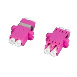 ECOLAN - Ecolan Lc/Pc Mm Duplex Coupler Om4.