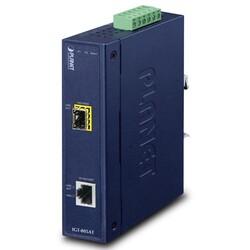 PLANET - Planet PL-IGT-805AT Endüstriyel Tip Media Converter