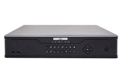 UNIVIEW - Uniview NVR308-64E-B 64 Kanal NVR H.265&4K HDMI,VGA 2U