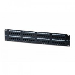 EFB - Efb Utp Cat 5E 48 Port Patch Panel.