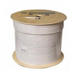 ECOLAN - Ecolan Utp Cat 6 23 Awg Data Cable 350 Mhz Lszh ( 500Mt.).